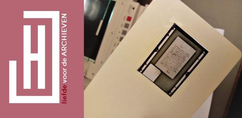 Liefde voor de archieven: Digitalisering vs. microfiches – Het Ph. Zilcken-archief