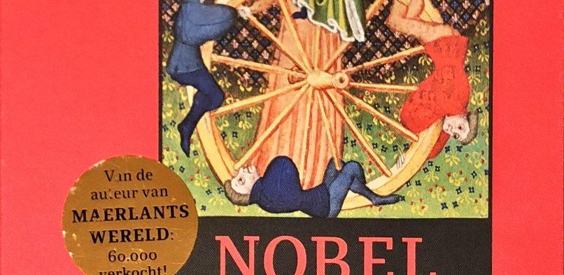 Recensie: Frits van Oostrom – Nobel Streven