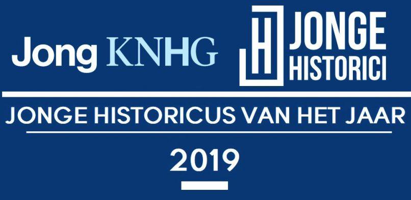 Jonge Historicus van het Jaar 2019