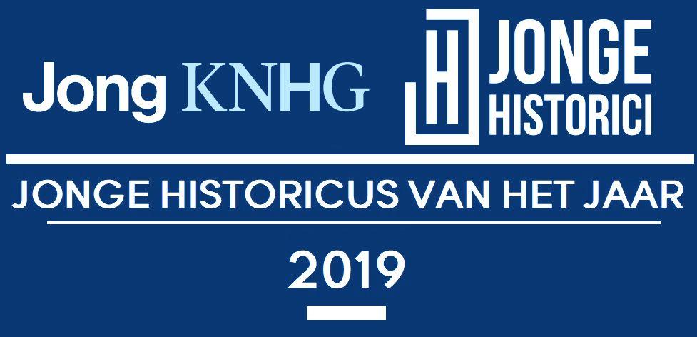 Nominatie 'Jonge Historicus van het Jaar 2019' geopend!