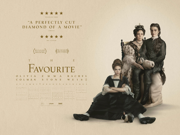 Recensie: The Favourite