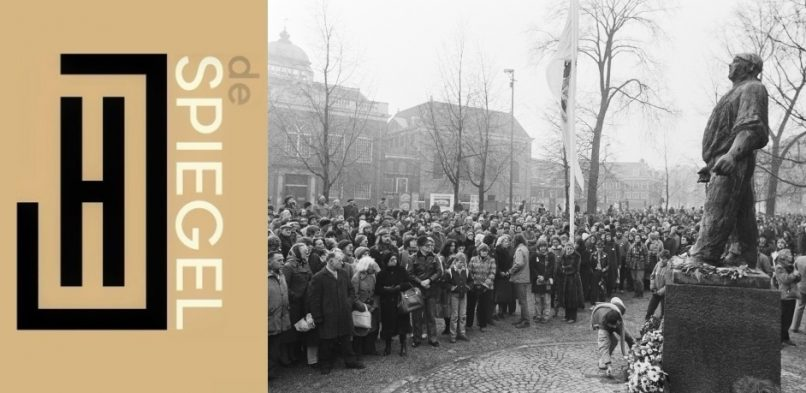 deSpiegel: Februaristaking – Steggelen sinds 1941