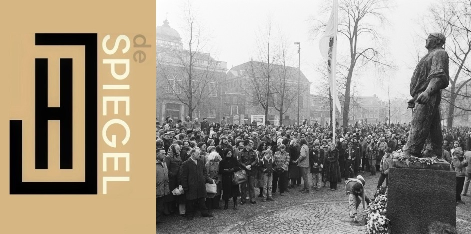 deSpiegel: Februaristaking – Steggelen sinds 1941