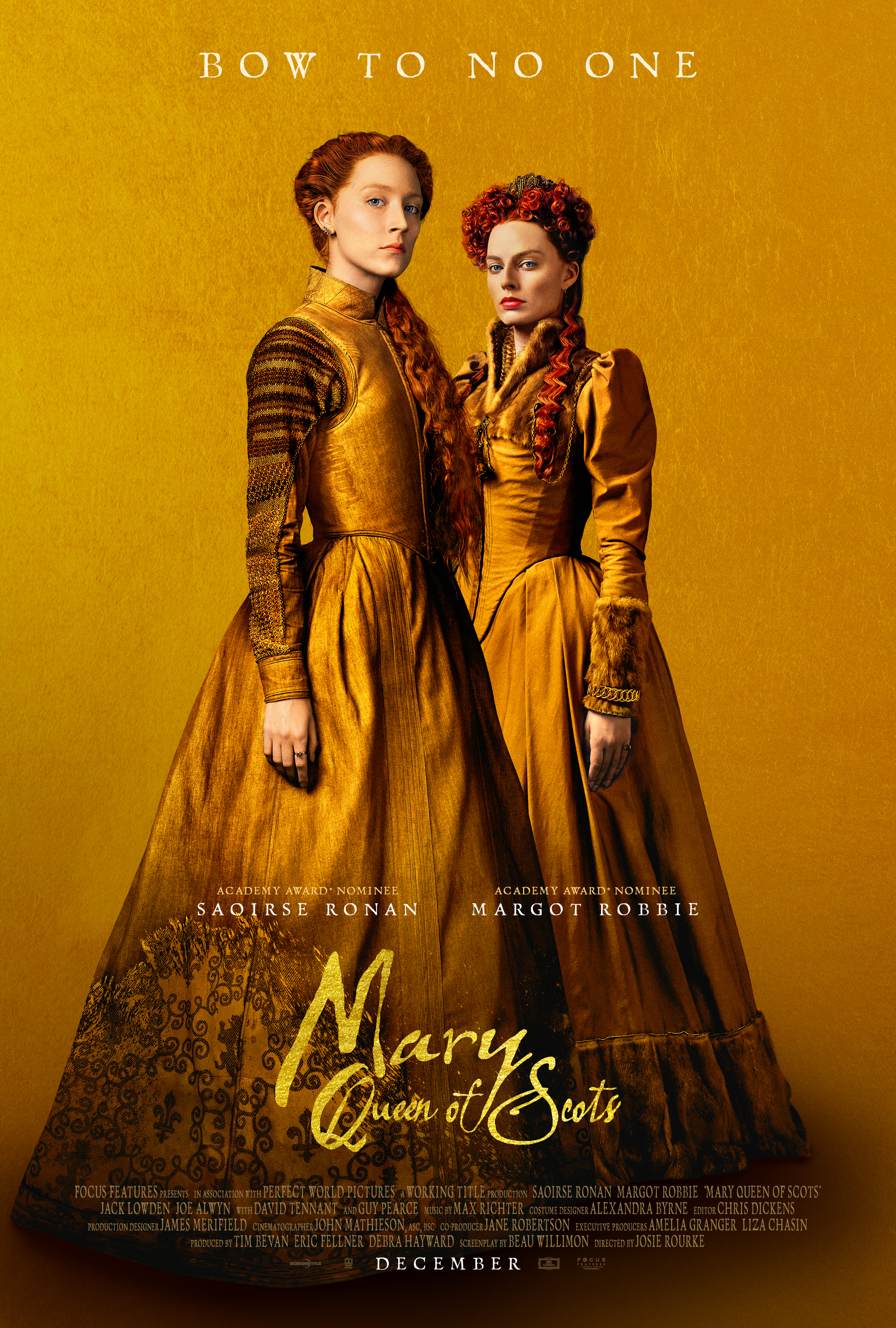 Recensie: Mary Queen of Scots