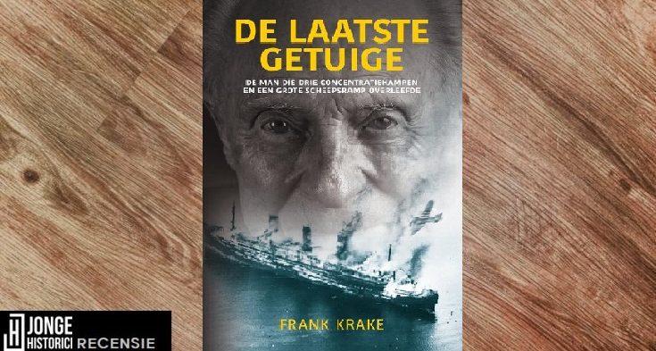 Recensie: Frank Krake – De laatste getuige