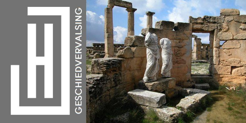 Geschiedvervalsing: De stichtingsverhalen van Cyrene