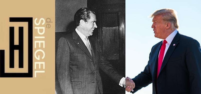 deSpiegel: Nixons kristallen bol – Wat Nixon ons kan vertellen over Trumps toekomst