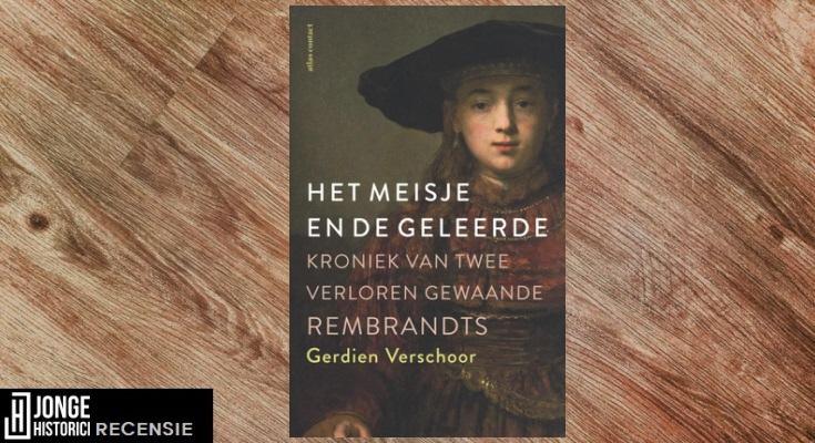 Recensie: Gerdien Verschoor – Het meisje en de geleerde