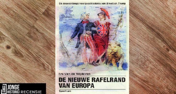 Recensie: Ivo van de Wijdeven – De nieuwe rafelrand van Europa