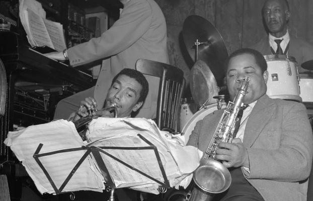 Dynamite jazz – Het verhaal van Kid Dynamite (Lodewijk Parisius)