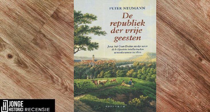 Recensie: Peter Neumann – De republiek der vrije geesten