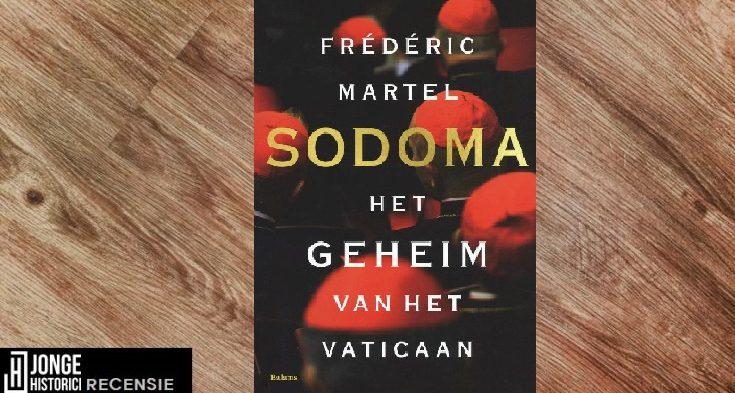 Recensie: Frédéric Martel – Sodoma