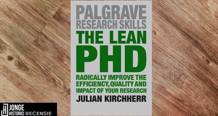 Recensie: Julian Kirchherr – The Lean PhD