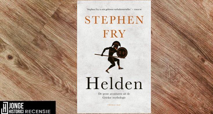 Recensie: Stephen Fry – Heroes