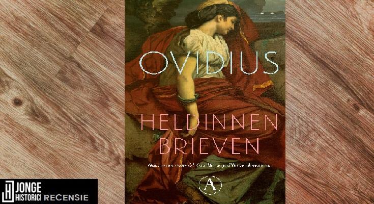 Recensie: Marietje d'Hane-Scheltema – Ovidius Heldinnenbrieven