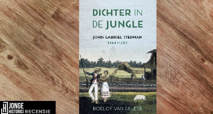 Recensie: Roelof van Gelder – Dichter in de jungle