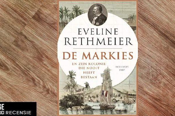 Recensie | Eveline Rethmeier – De markies