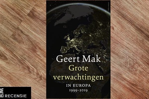 Recensie   Geert Mak – Grote verwachtingen