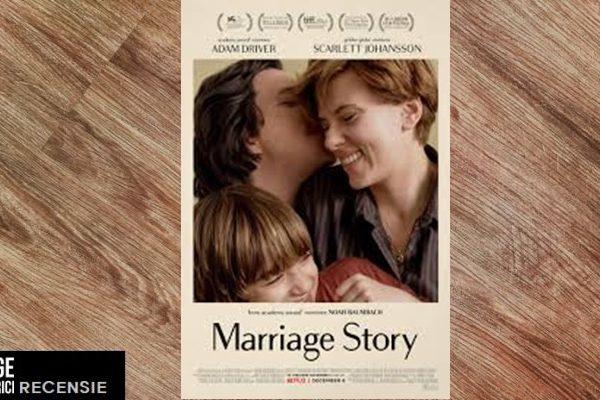 Filmrecensie   Marriage Story