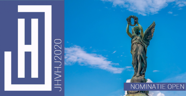 Nominatie Jonge Historicus van het Jaar 2020 open!