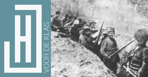 Column   'Maar meneer, wat vindt ú er nou van?' – Lesgeven over de Armeense genocide