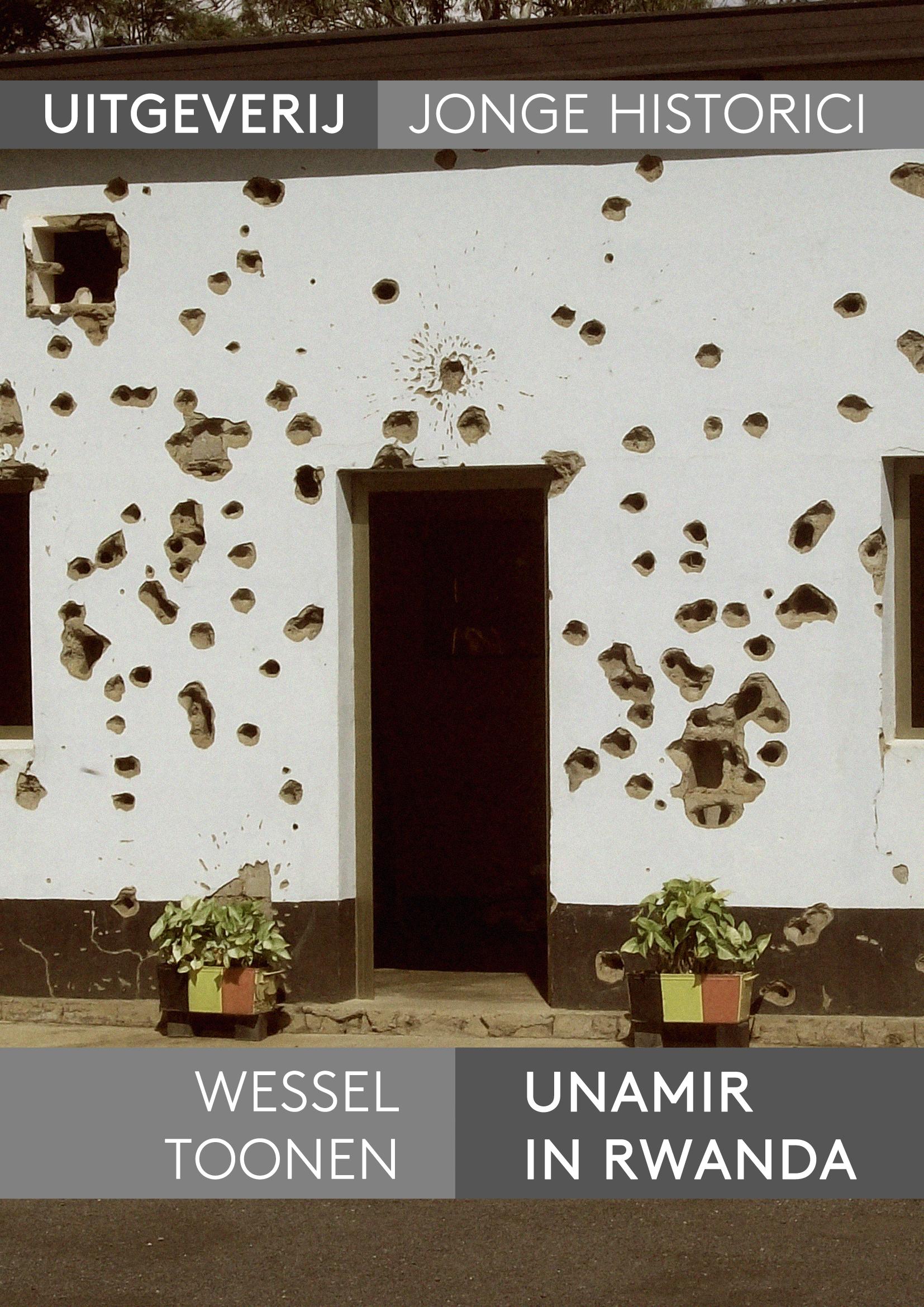 Wessel Toonen, UNIMAR in Rwanda