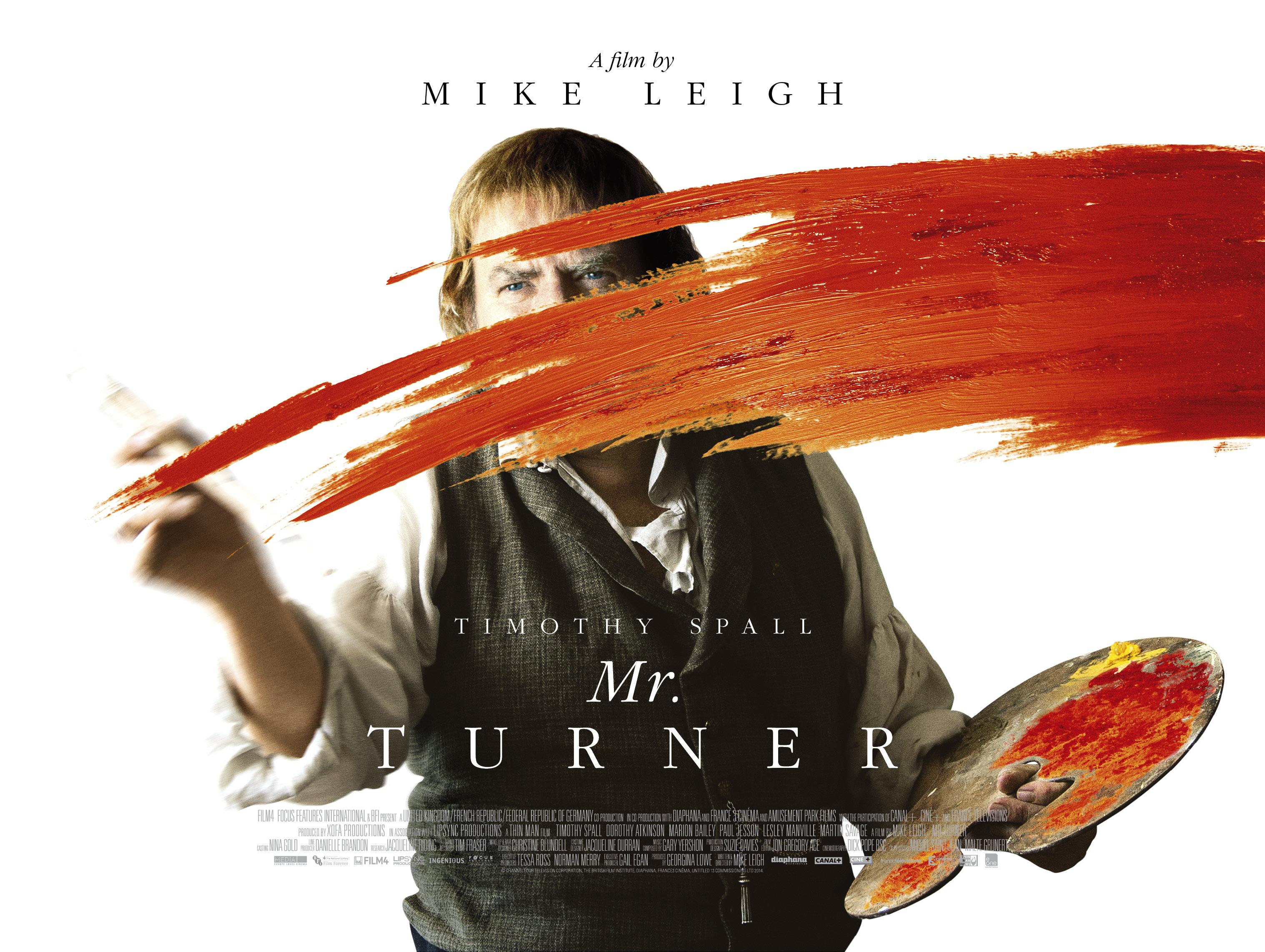 Recensie: Mr. Turner. Meer dan alleen het vangen van het licht