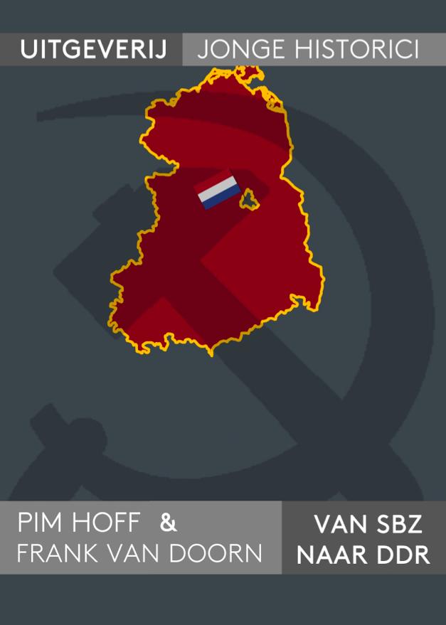 Longread: Frank van Doorn & Pim hoff, Het verdelen van de Duitse taart. De annexatie van Duits grondgebied, 1945-1949