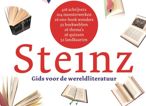 Recensie: Steinz –Gids voor de wereldliteratuur