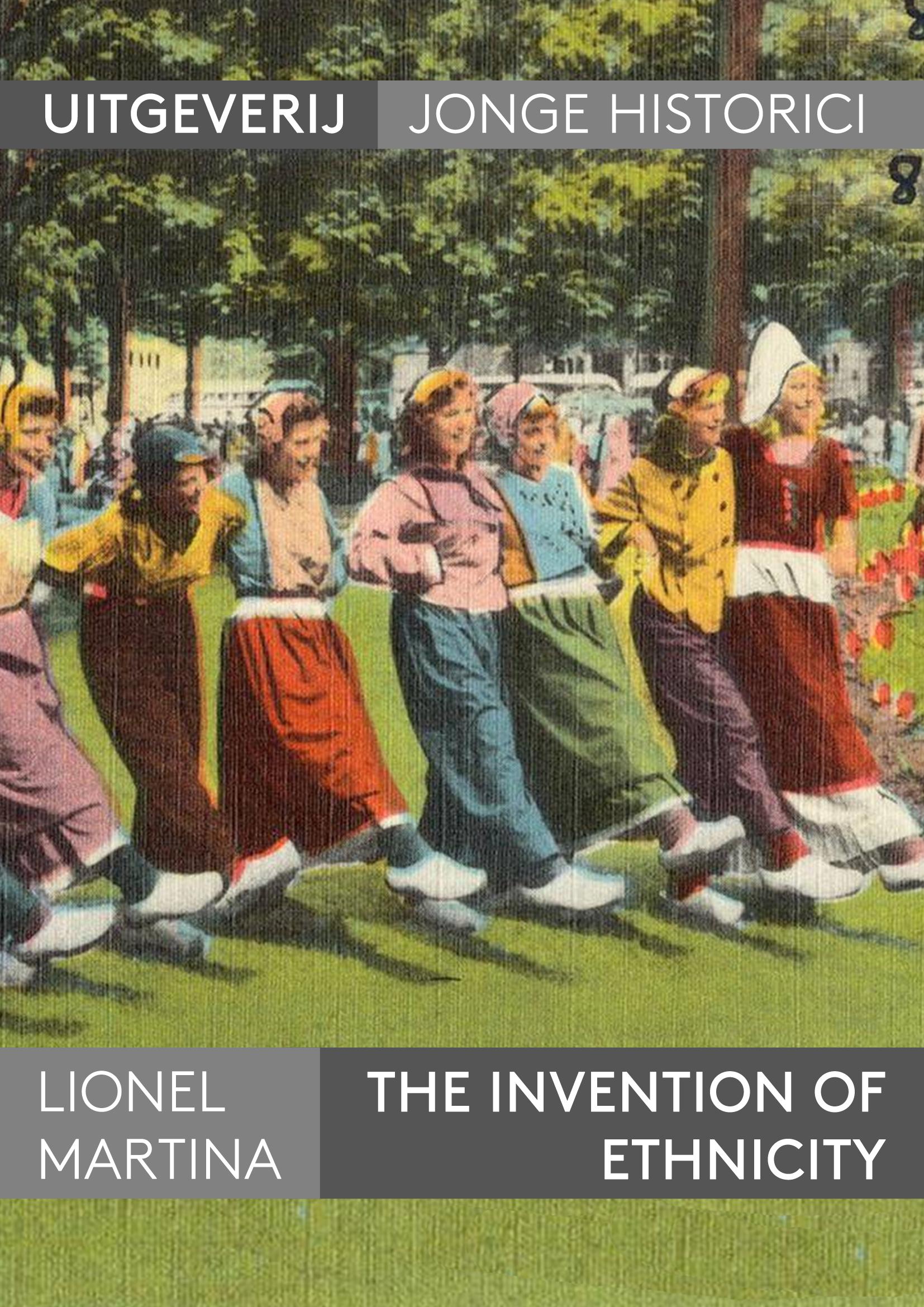 Longread: Lionel Martina, De ontdekking van etniciteit: Waarin een klein land groot kan zijn