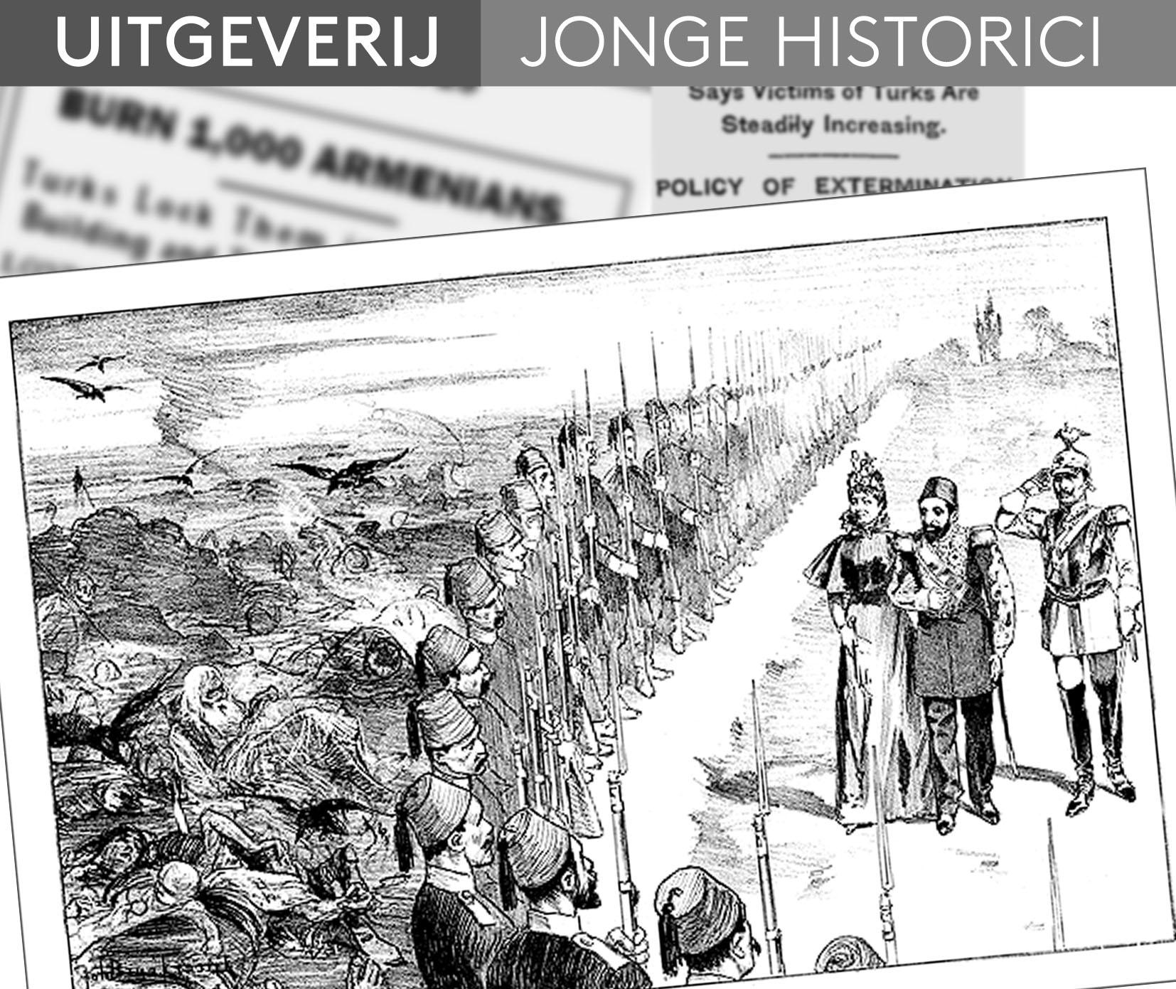 Marieke Heusinkveld, Duitsland en de Armeense genocide