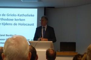 Presentatie van historicus George Harinck