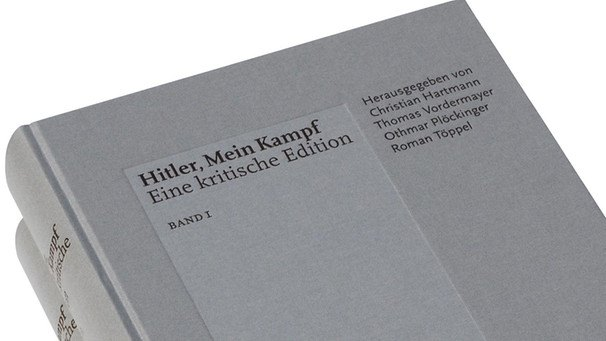 Reportage: symposium 'Mein Kampf: Reception, Edition, Analysis'