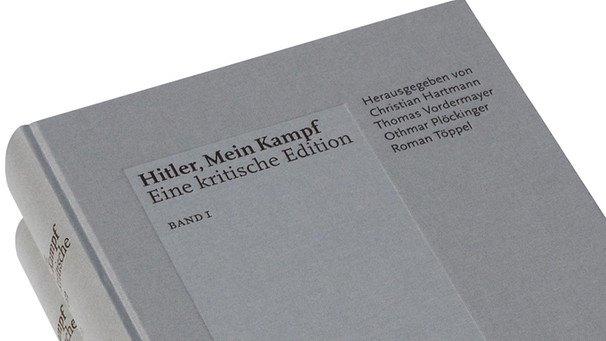 Reportage: symposium 'Mein Kampf: Reception, Edition, Analysis'