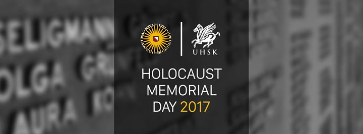 Holocaust Memorial Day 2017, Universiteit Utrecht