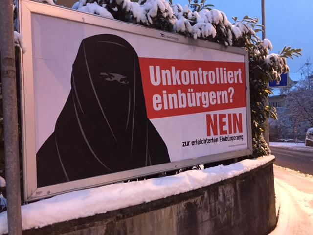 Onze vrouw in Zürich: Het regent referenda