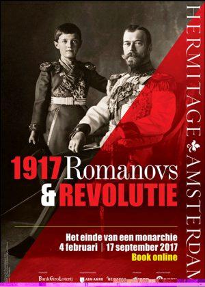 Reportage: tentoonstelling '1917. Romanovs & Revolutie'
