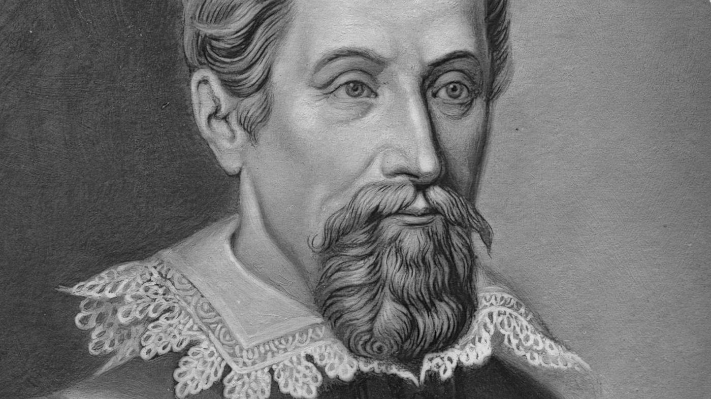 Uit de schaduw: Kepler, grondlegger van sciencefiction