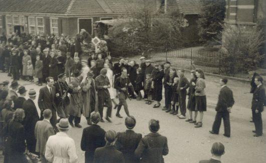 Leo Major op 14 april 1945