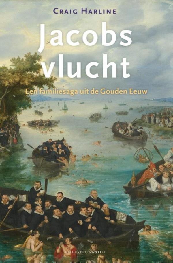 Jonge Historici oordeelt: de Libris Geschiedenis Prijs 2017 – Jacobs Vlucht