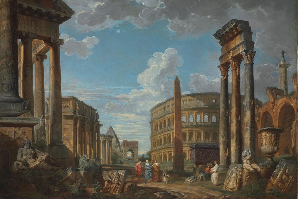 De Grand Tour van Hendrik Fagel: prenten, palazzi en pittoreske landschappen