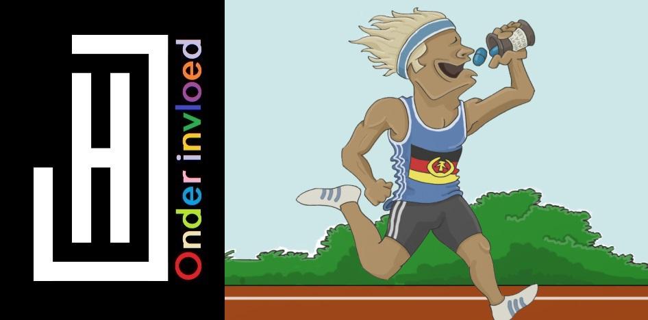 Onder invloed: Dopingland DDR – Sport ontmoet politiek
