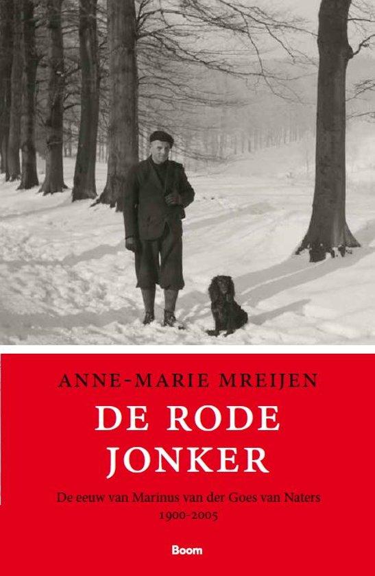 Recensie: Anne-Marie Mreijen – De rode jonker