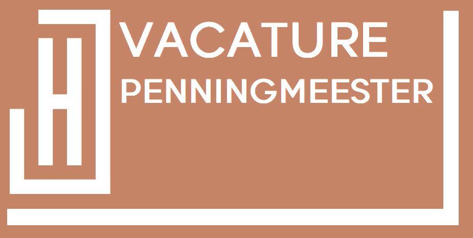 Vacature: Penningmeester
