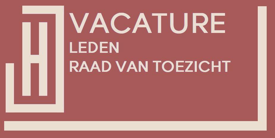 Vacature: leden Raad van Toezicht Jonge Historici