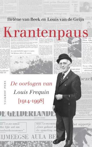 Recensie: Hélène van Beek & Louis van de Geijn – Krantenpaus
