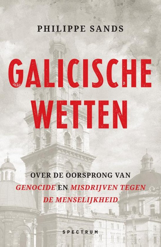 Recensie: Philippe Sands – Galicische wetten