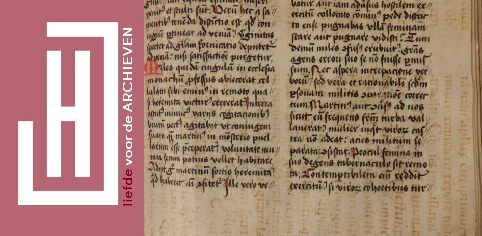 Liefde voor de Archieven: Goed kijken is het halve werk – Handschriftfragmenten en palimpsesten