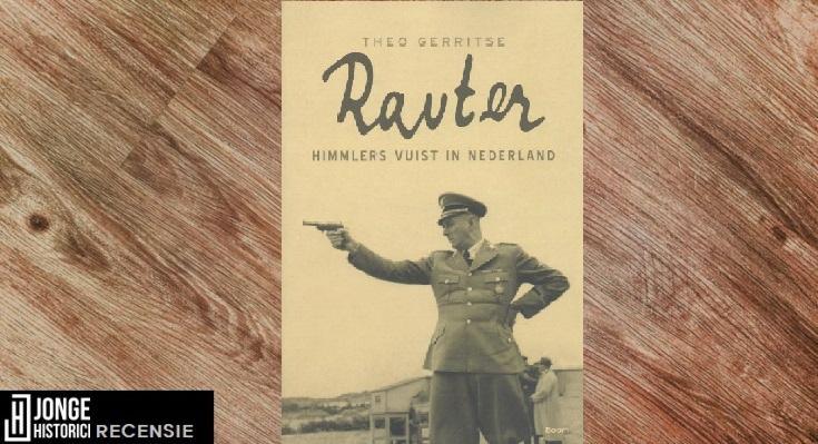 Recensie: Theo Gerritse – Rauter