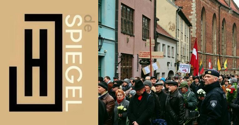 deSpiegel: Het Letse Legioen – Confrontatie van collectief geheugen